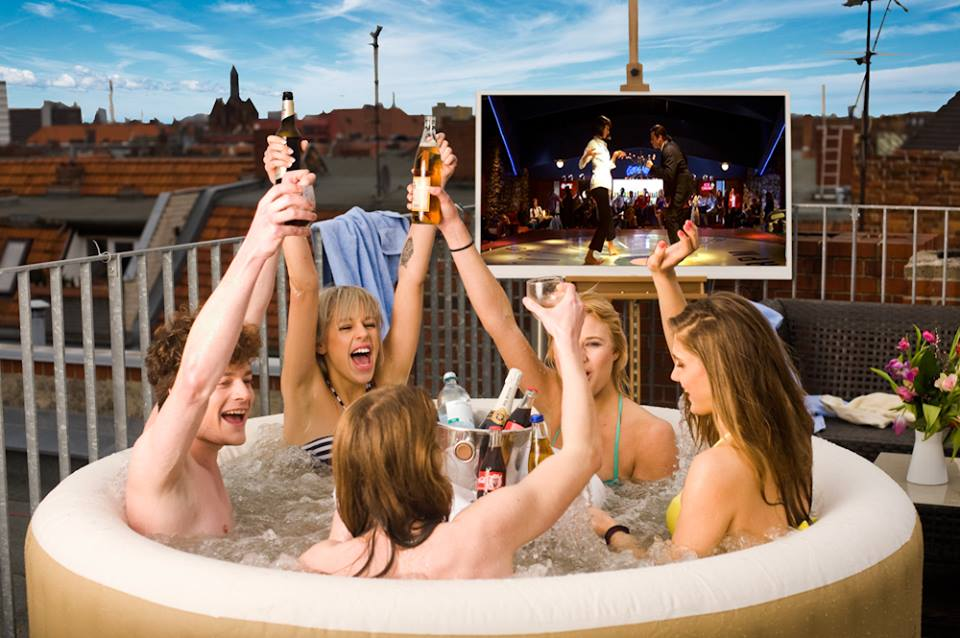 whirlpool cinema open air