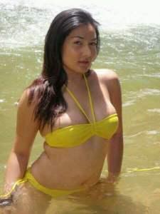 Nisa A Malaysian Girl