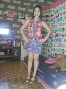 Bella a Filipino Girl