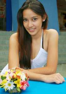 Indonesian Girl  Ati