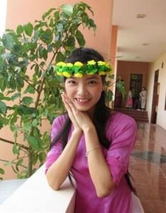 Mai a Vietnamese Girl (Small)