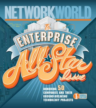 Network World magazine :: THE ALL-STAR ENTERPRISE