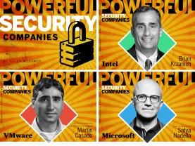 Networkworld.com :: POWERFUL SECURITY COMPANIES