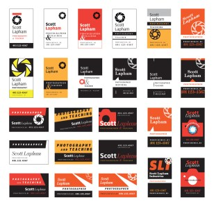 Scott Lapham :: BUSINESS CARD