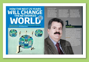 Network World magazine :: TECH PREDICTIONS