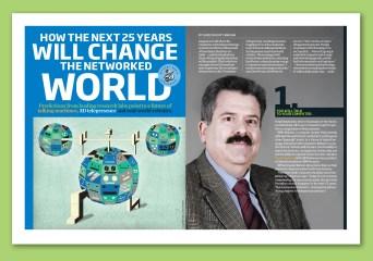 Network World magazine :: TECH PREDICTIONS