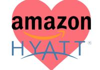Hyatt Amazon Prime Partnership
