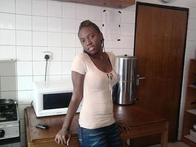 Kenyan Girl – Gheche