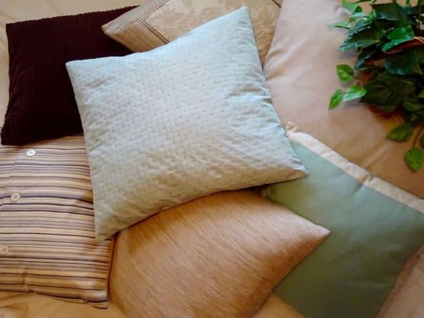 Make Your Own Throw Pillow Covers
