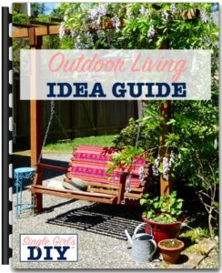 Outdoor living idea guide