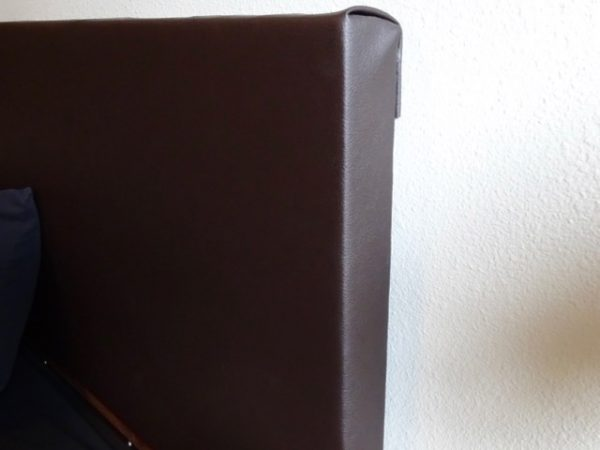 How to make a leather headboard