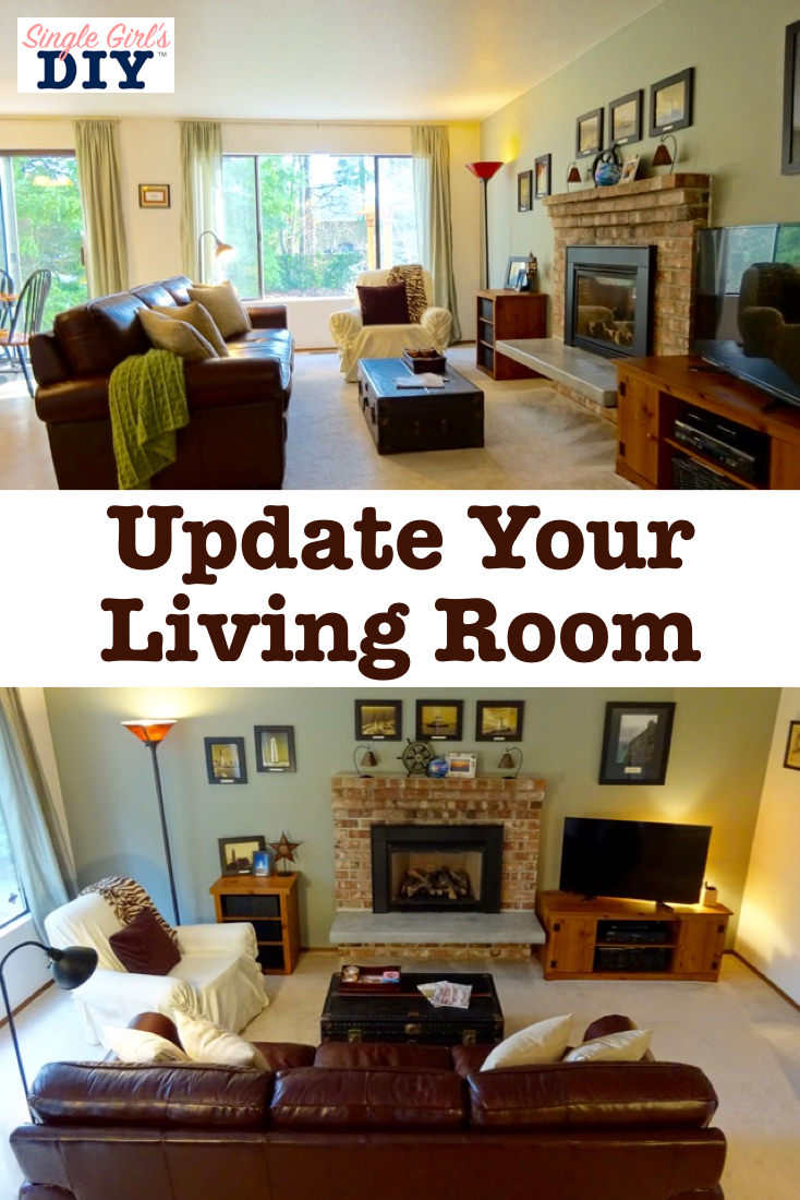 Living room update ideas