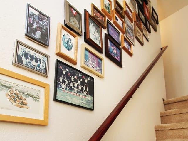 DIY stairway updates