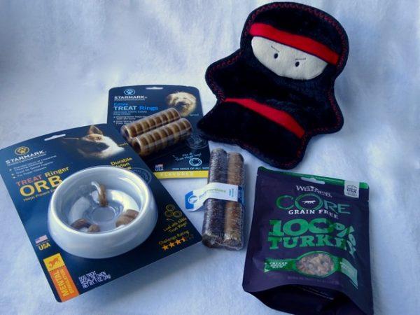 PupBox Contents