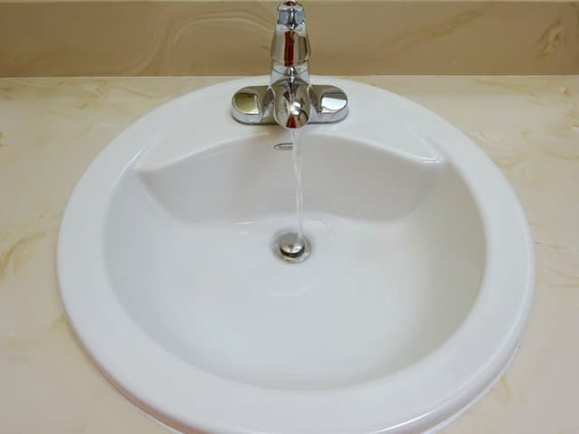 How to clear a clogged sink drain
