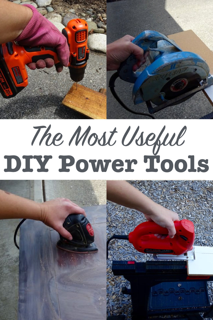 The most useful DIY power tools