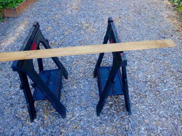 Best DIY tools - saw horses