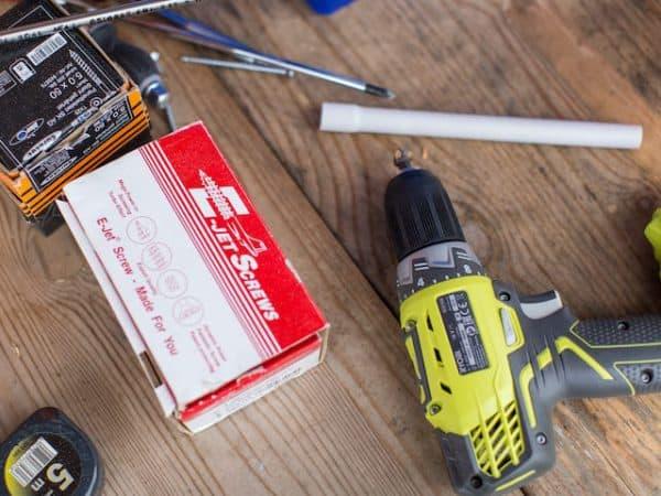Tools to build DIY confidence