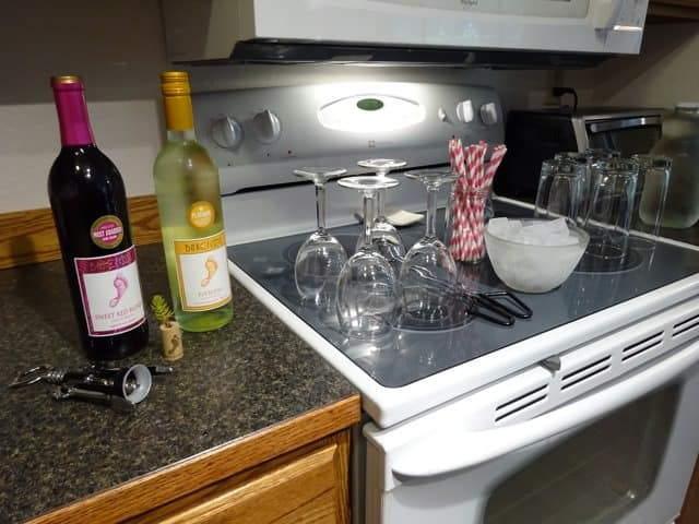 Wine and craft night party ideas