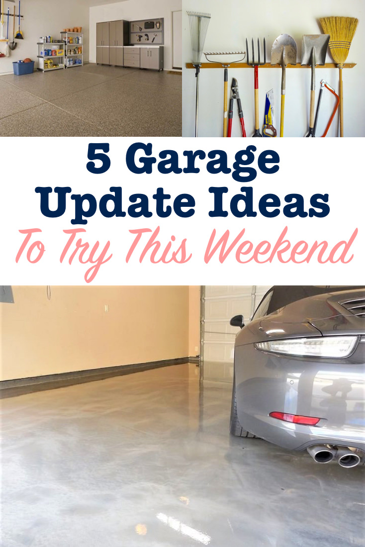 garage update ideas