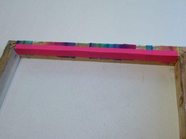 make tape art