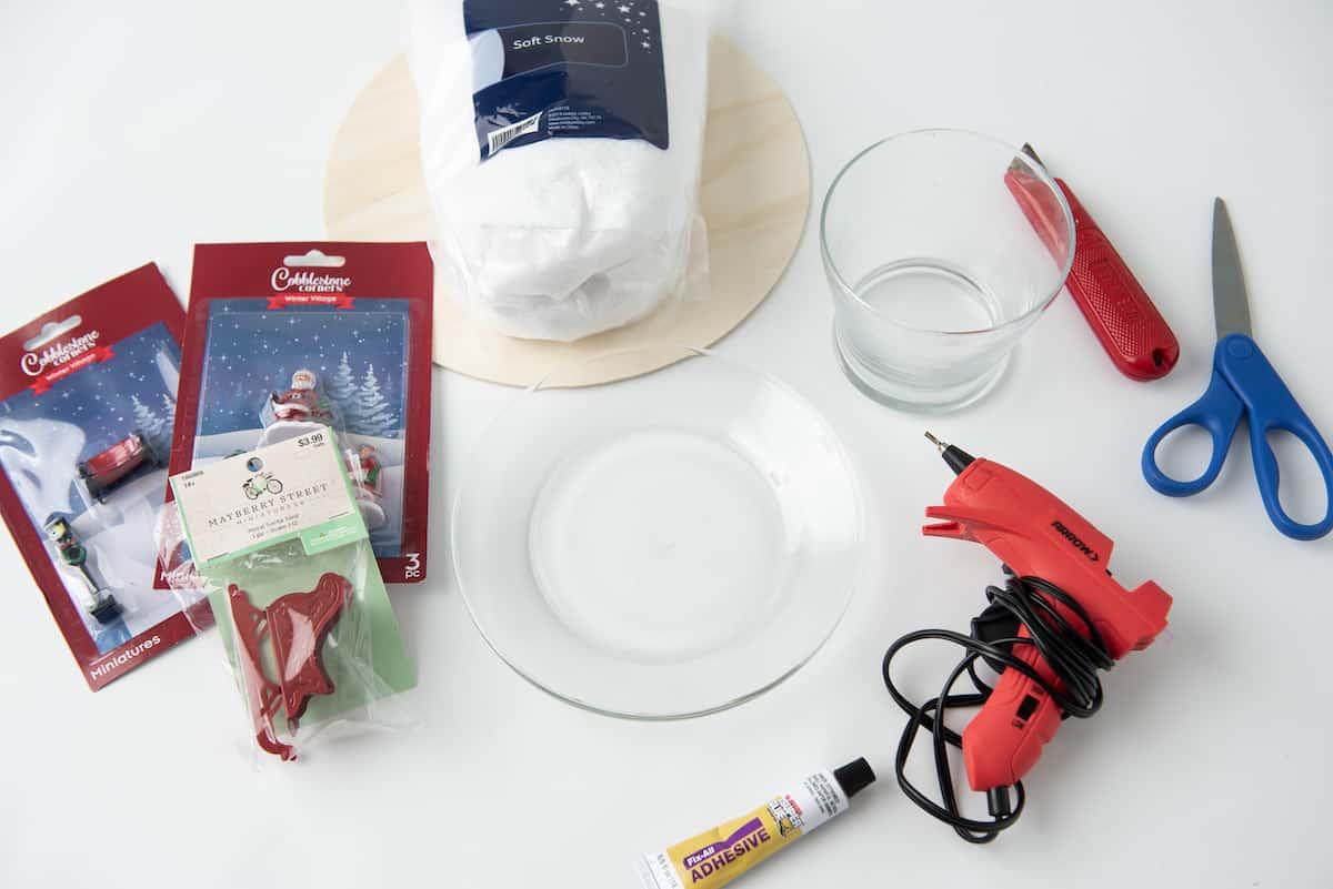 DIY Pedestal Candle Holder Craft Supplies