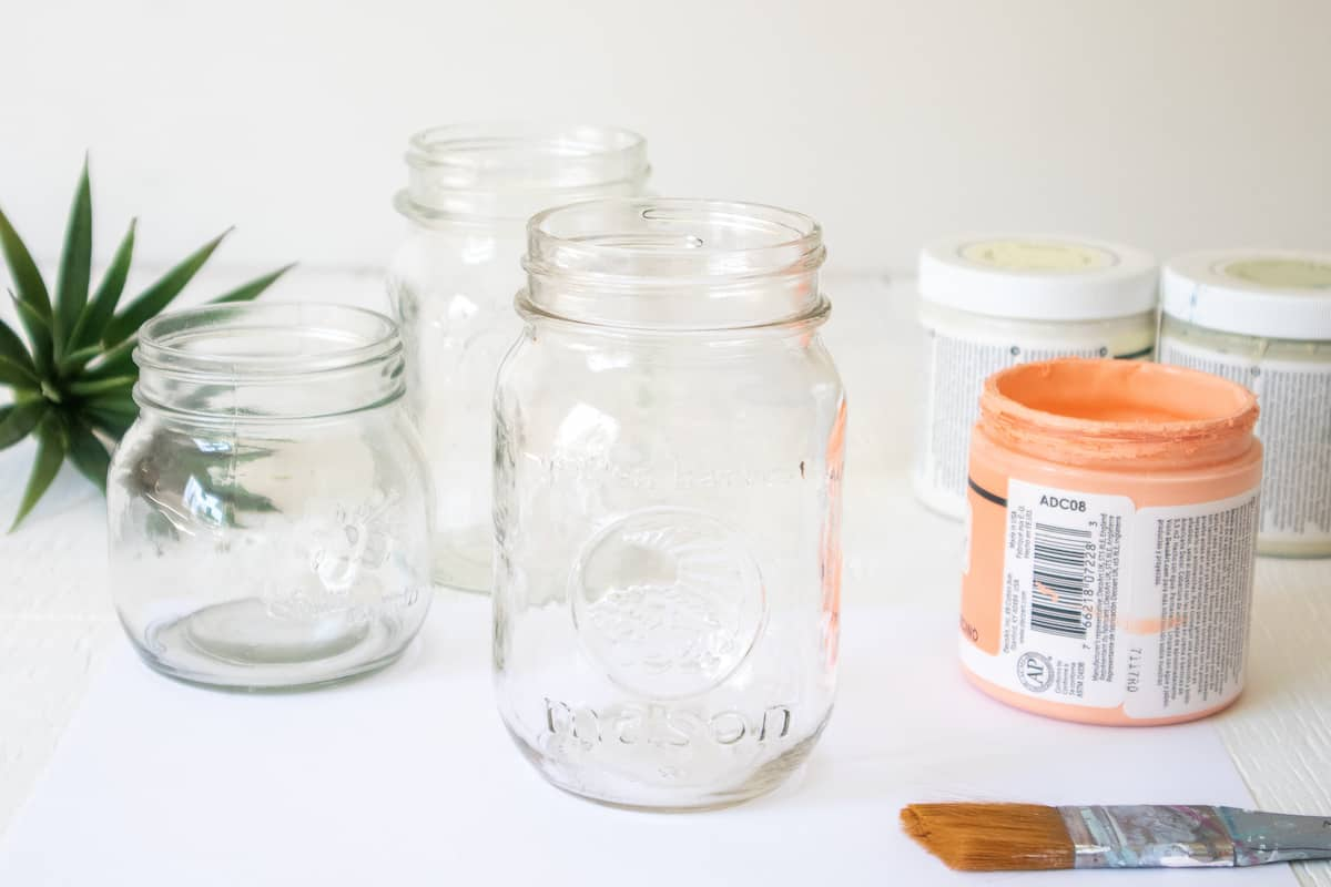 Mason Jars for Craft