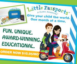 Little Passports Travel Tips