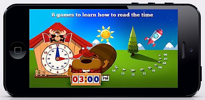 Apparoo App of the Week: Tic Toc Time