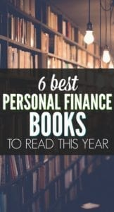 Best Personal Finance Books | Ready to change the way you look and think about money? Here are the best personal finance books you need to read this year.