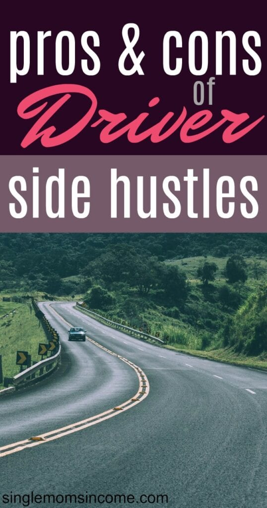 Thinking of signing up with Uber, Lyft, or a similar service. Here are some pros and cons of driver side hustles you should consider first.