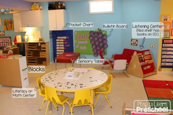 Questions To Ask On A Preschool Tour