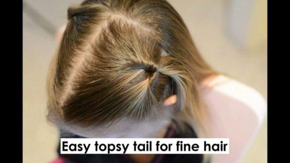 topsy-tail
