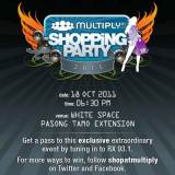 Multiply Shopping Party let party!!!