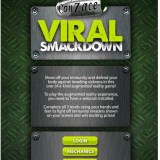 Facebook Game Addict? Try Conzace Viral Smackdown Game