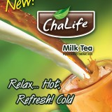 ChaLife Milk Tea one way to be refreshed and relaxed