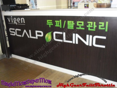 Vigen Scalp Clinic