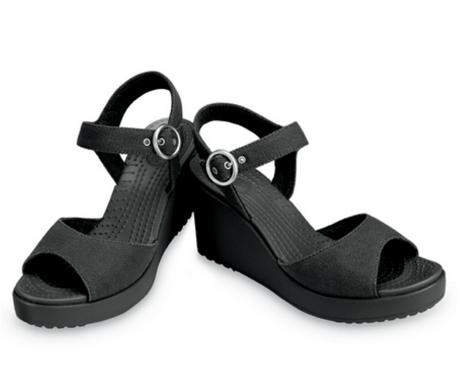 Crocs Hanalei - Black