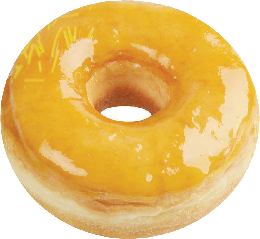 Fruity Donut Lemon