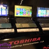 Toshiba Philippines launched their high-end laptops
