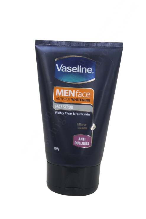 Vaseline Men AntiSpot Whitening Face Scrub