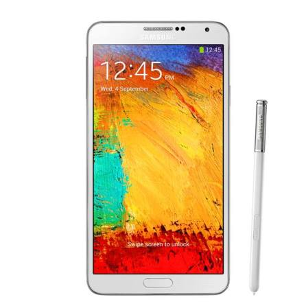 Samsung Note 3 Classic White