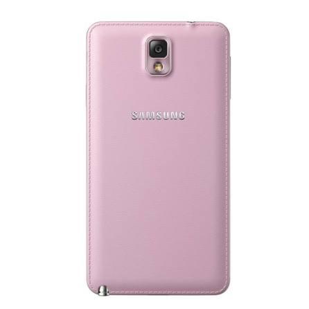 Samsung Note 3 Blush Pink Back