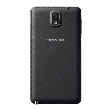 Samsung Note 3 Jet Black back