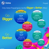 I GoBigger and GoBetter with Globe
