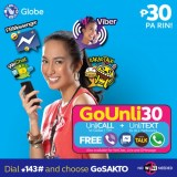 Real UnliCHAT Experience with Globe GoUnli30