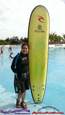 Club Manila East Surfboard
