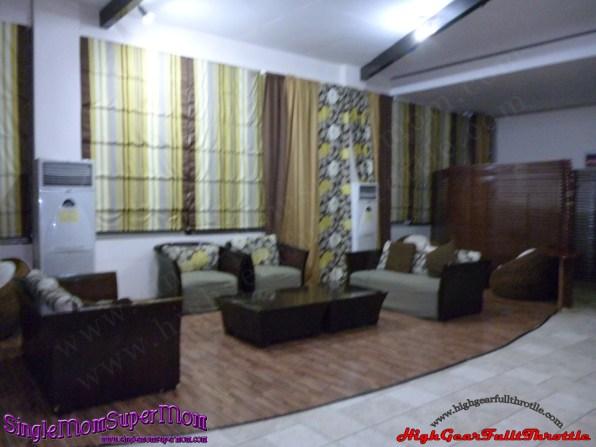 Club Manila East Lobby
