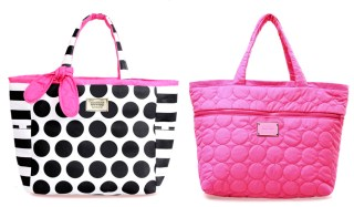 POLKA DOT Tote Bag - 2-sided Reversible