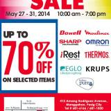 Collins International Trading Warehouse Sale